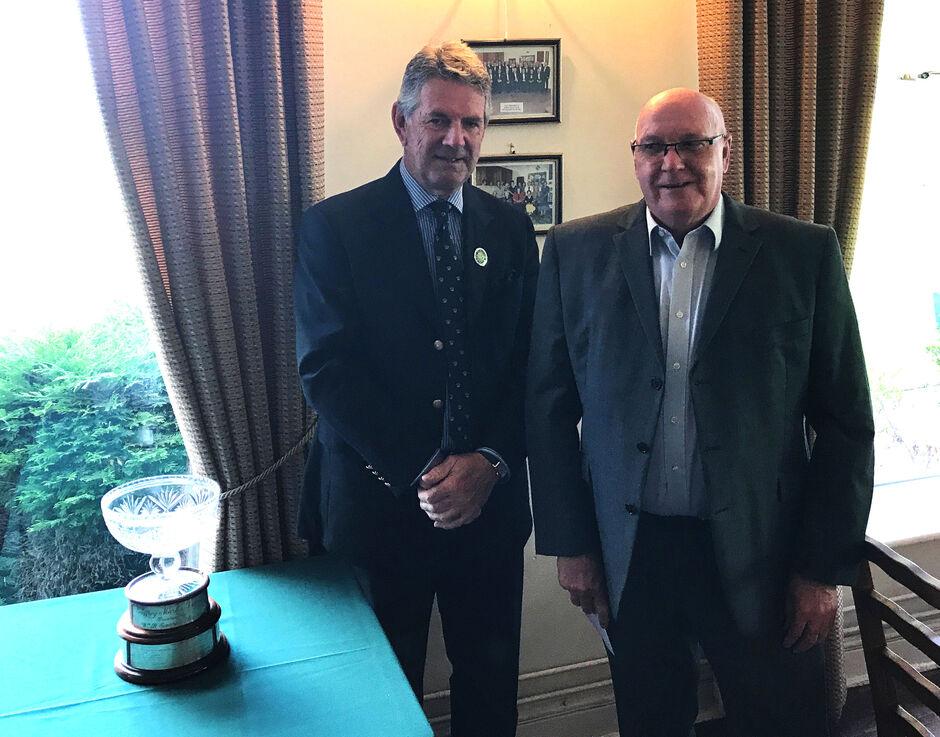 Geoff Marks Trophy Winner 2017