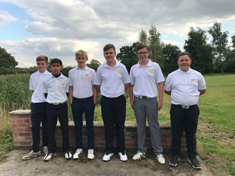 Midland 10 Counties team