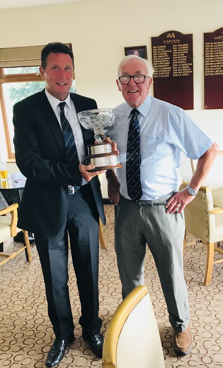 Geoff Marks Trophy 2018