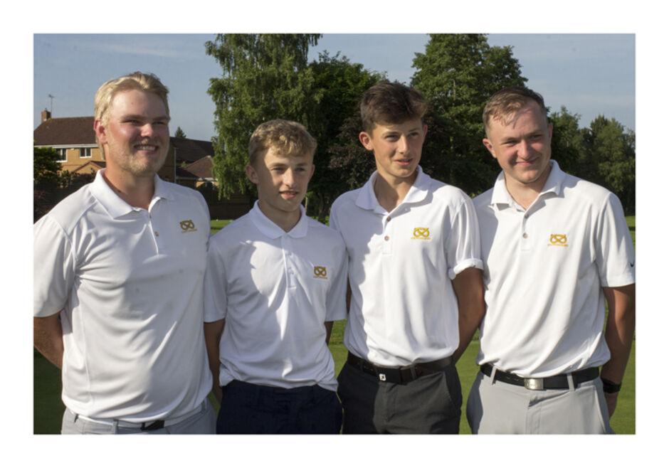Staffordshire Schools County Finalists