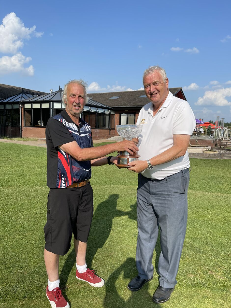 The winner of the Geoff Marks Trophy